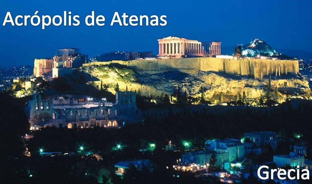 Acrópolis de Atenas