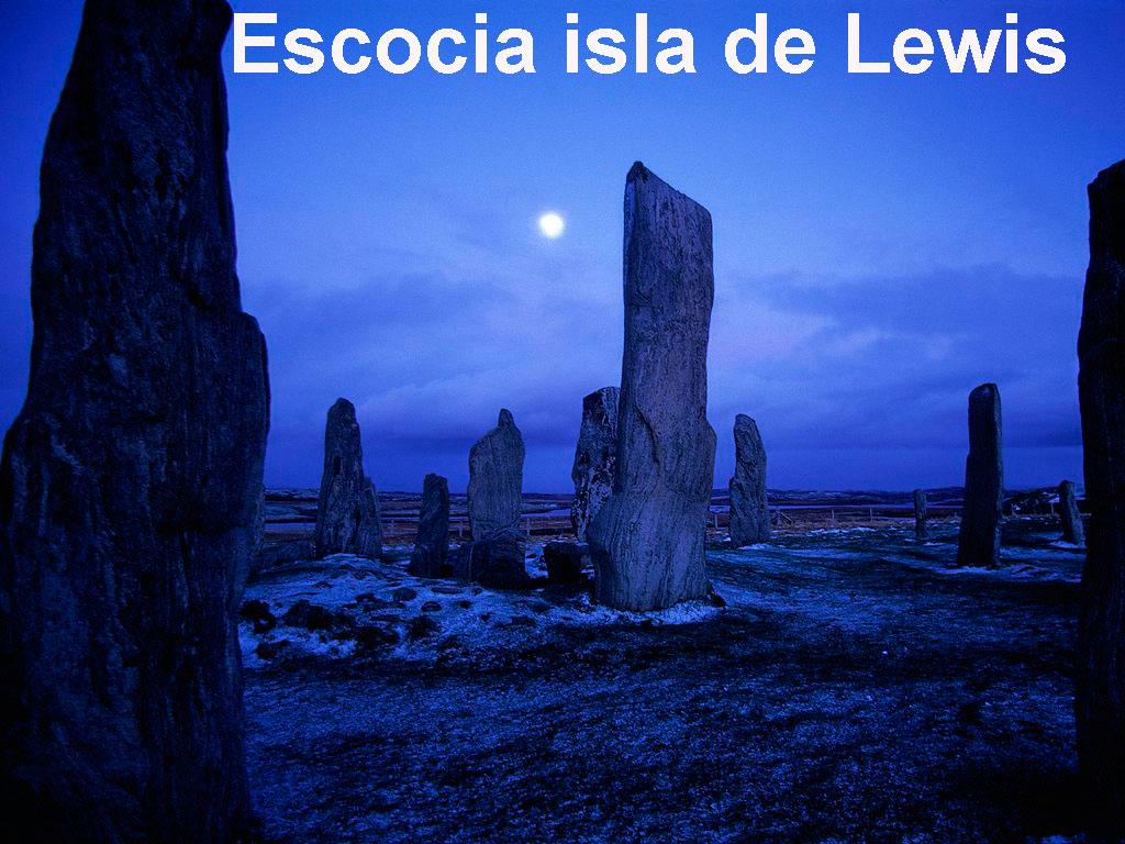 La isla de Lewis