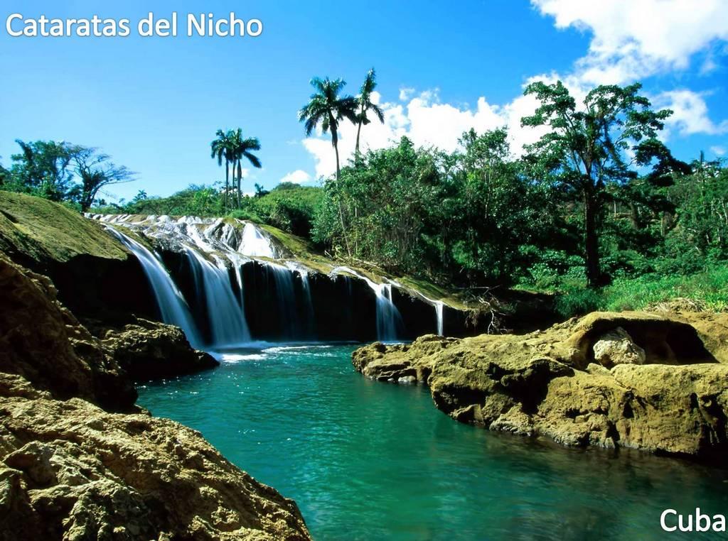 Cataratas del Nicho