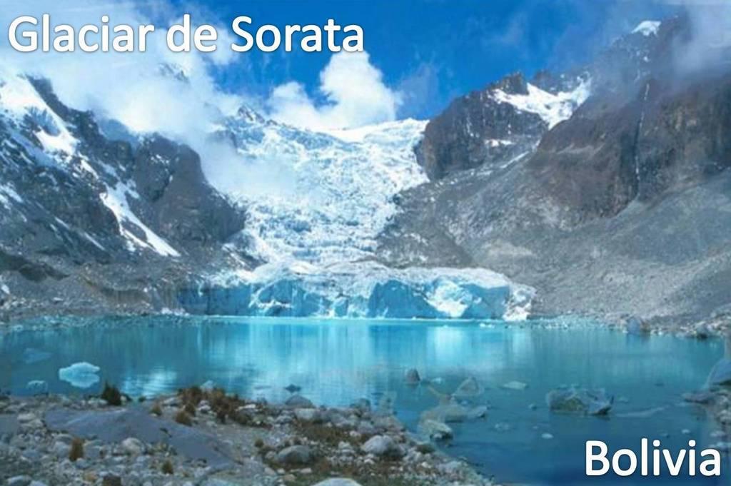 Glaciar Sorata