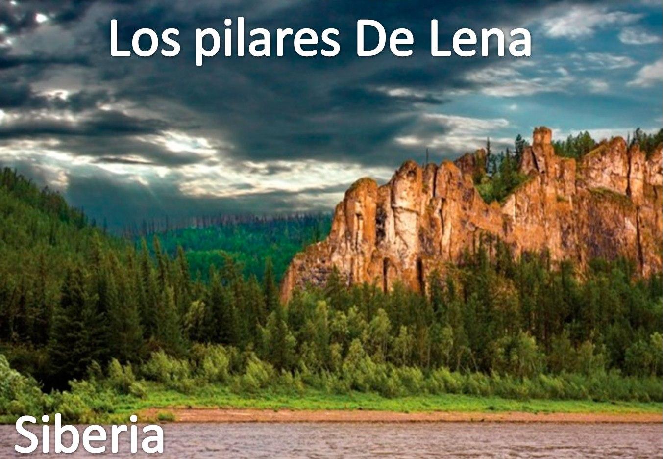 Los Pilares de Lena