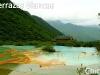 Terrazas Blancas de Huanglong