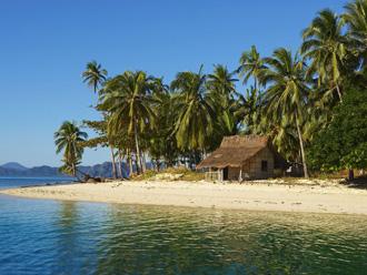 playa-de-la-isla-palawan-filipinas